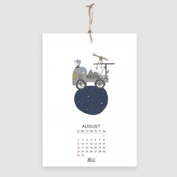 2020 Cute Unique Funny Animals Hand Drawn Wall Calendars Paintnest